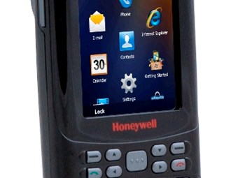 Honeywell introduces Dolphin 6000 scanphone