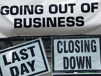 Corporate insolvencies on the rise