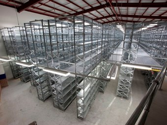 Metalsistem now offers mezzanine warehouse shelving