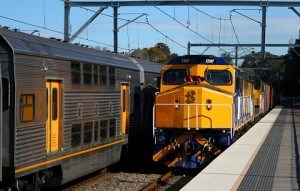 Berejiklian hits back at Feds on rail project