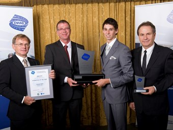Brisbane Isuzu mechanic named Apprentice of Yr