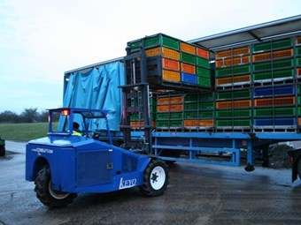 New Combilift RT recognised for innovation