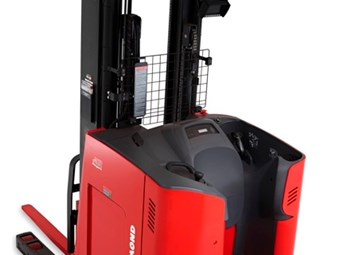 Energy efficient forklift from Toyota