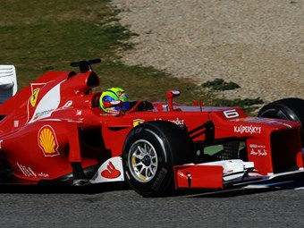 Ferrari accelerates with Infor10 ERP