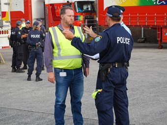 Lennons trucks seized, three grounded