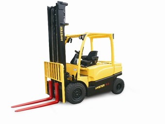New Hyster 4-5T Electric Counterbalance