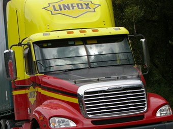 Linfox takes swift action against driver for trailer incident