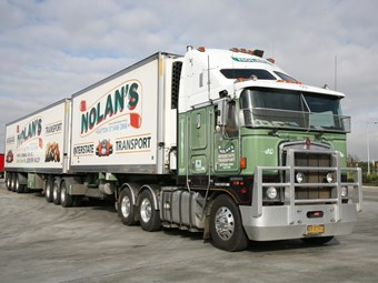All-star cast in line for trucking awards