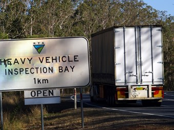 NSW authorities raid two trucking companies