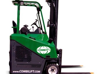 Combilift wins gold