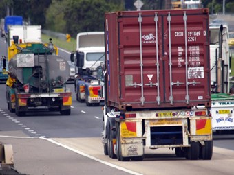 NSW won't budge on heavy vehicle charges