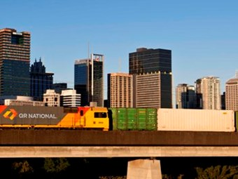 QR National streamlines freight