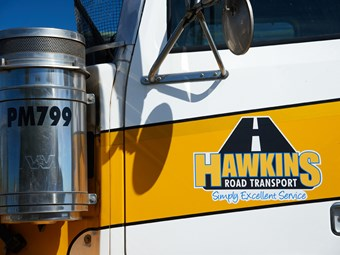 Hawkins eyes strong growth on back of fuel haulage