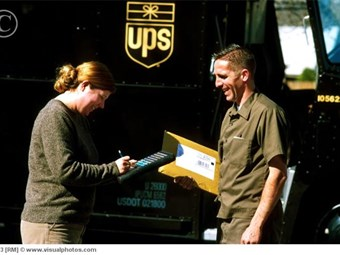 UPS boss quashes hire staff fear