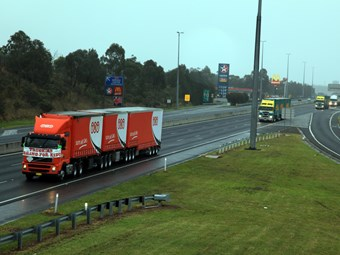 Sydney Convoy For Kids turns 21