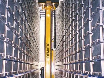 UTS commissions underground library retrieval system
