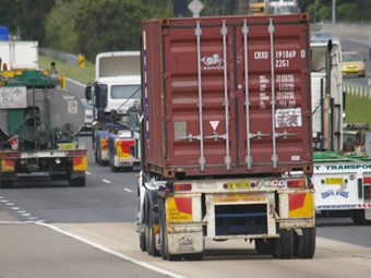 NSW eyes revamp of road charges for trucks and motorways