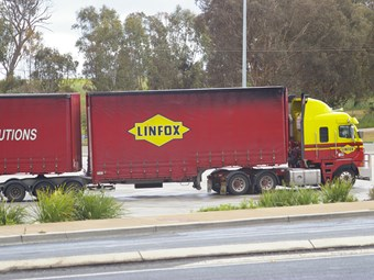 We lead the industry on emissions, Linfox declares
