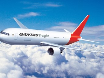 Qantas Freight launches its first iPhone app