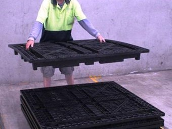 1?PAL unveils new Australian-made pallet system