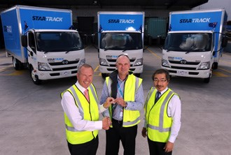 StarTrack orders 52 Hinos to bolster 'run' and 'bulk' fleet