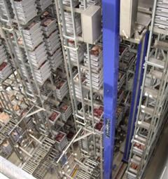 ICA touts RF-controlled stacker/retrieval systems