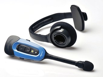 Dematic unveils upgraded wireless headset