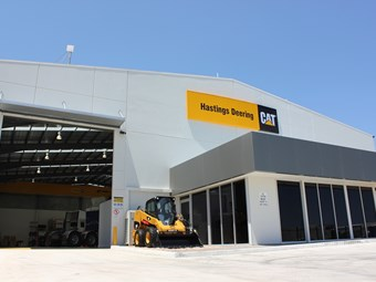New truck centre opens in Mackay