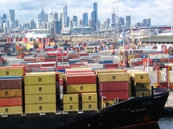 Funding promised for Victoria's second container port