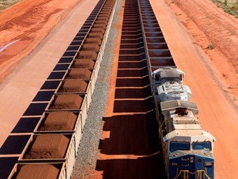 Fortescue optimises its workforce pit to port