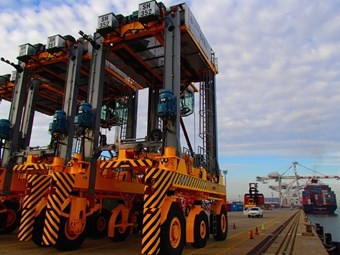 DP World expansion in Brisbane on track
