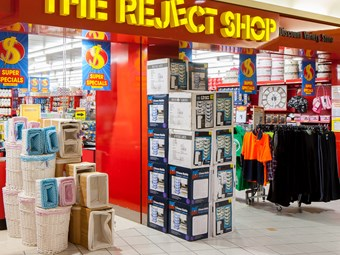 The Reject Shop speeds supply chain growth