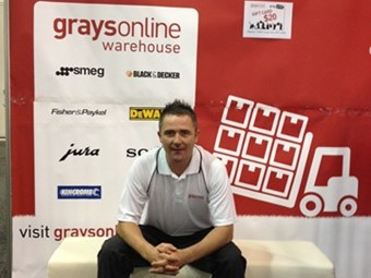 Grays to share its online secrets