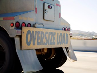 Gay expands Sydney oversize truck penalties