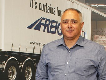 Colosimo takes on GM role at Freighter