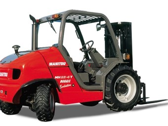 Manitou introduces new Tassie distributor
