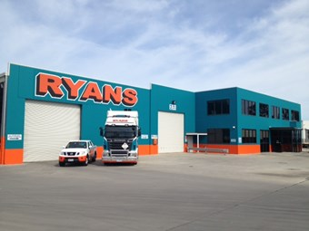 Ryans Transport prepares for busy wool season