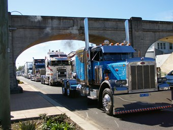 Grafton gears up for annual truck show