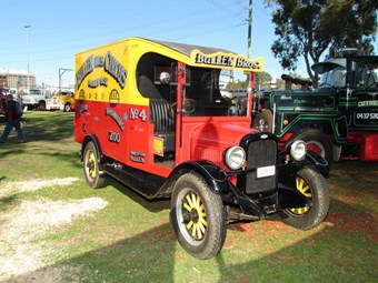 Classic trucks and family fun for western Sydney