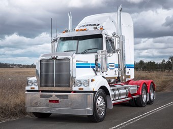 Truck rental adds to Australia's Penske file