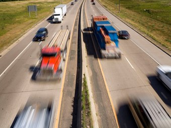 Trucking operators 'embracing' IAP