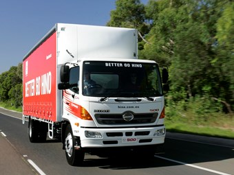 Truck cartel costs Hino dealers more than $1 million