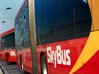 New owner for Skybus, Melbourne