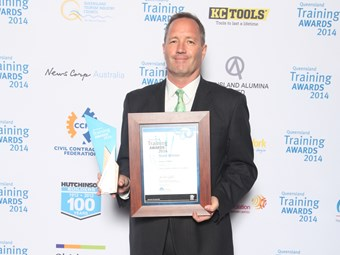 Queensland award for Volvo