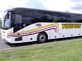 'Mega' bus for QLD