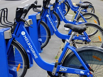 Bike Share to PTV
