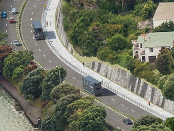 NZ's first urban busway
