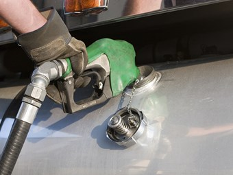 Fuel excise challenged