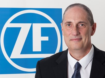 New face for ZF