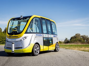 WA sees first driverless bus trial